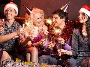 В чём встречать новый 2012 год