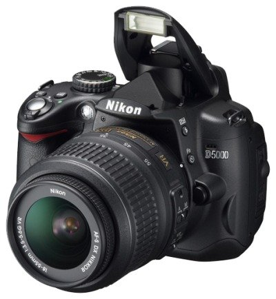 Профессиональный фотоаппарат Nikon D5000