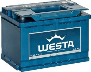 Аккумулятор WESTA