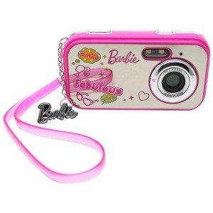 Фотоаппарат для девочки Barbie Fabulous Mirrored Digital Camera