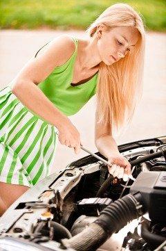 Уход за техническим состоянием автомобиля