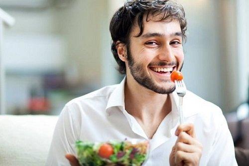 Завтрак из овощей