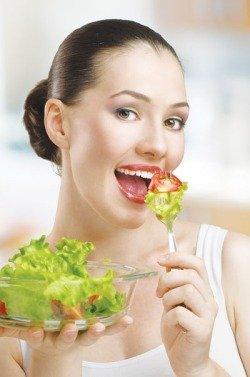 Питайтесь здоровой едой