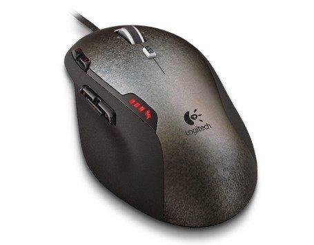Игровая мышь Logitech G500