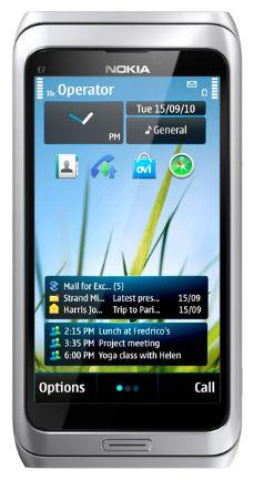 Смартфон Nokia E7