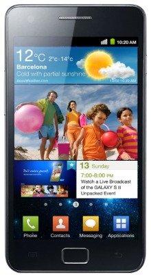 Смартфон Samsung Galaxy S II
