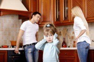 Поговорите с родителями о их ссоре