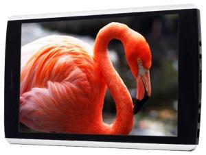 MP3-плеер с большой диагональю экрана
