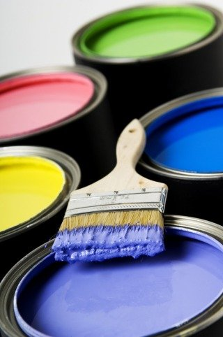 Хорошая краска для стен