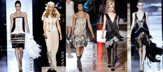 Весной 2012 будет модно одежда в стиле двадцатых