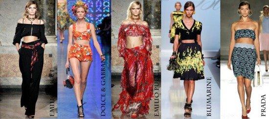 Эффектные платья для весны 2012. Это модно!!