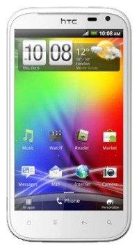 Телефон фирмы HTC с Android