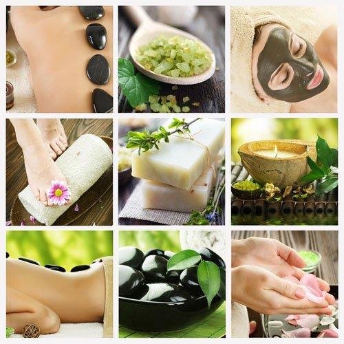 Комплексный массаж, spa-процедуры или абонемент в солярий