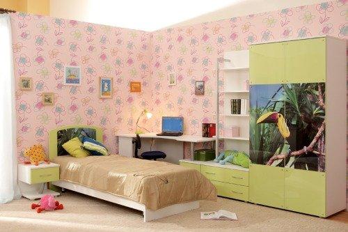 Универсальная детская комната