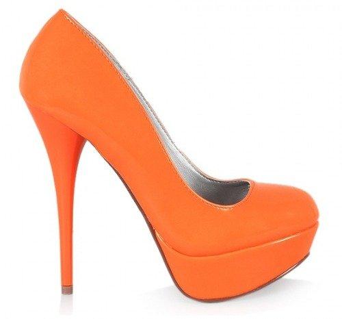 Модная обувь лето 2012