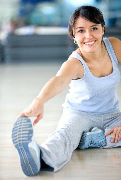 Включить в режим дня физические упражнения
