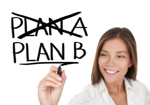 Стройте планы на светлое будущее. Задайтесь целью