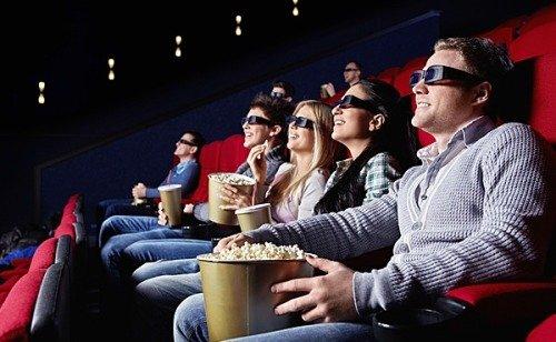 Сходить в кино