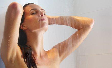 Принять контрастный душ