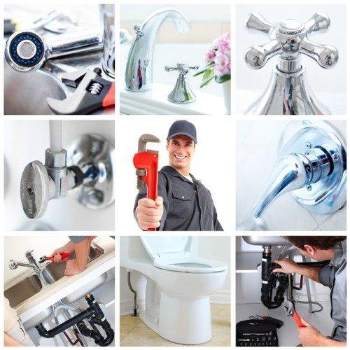 Замена сантехники и системы отопления