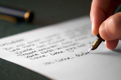 Прочесть ей СВОИ стихотворения о любви