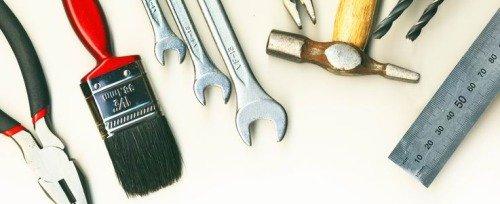 Составить список необходимых инструментов