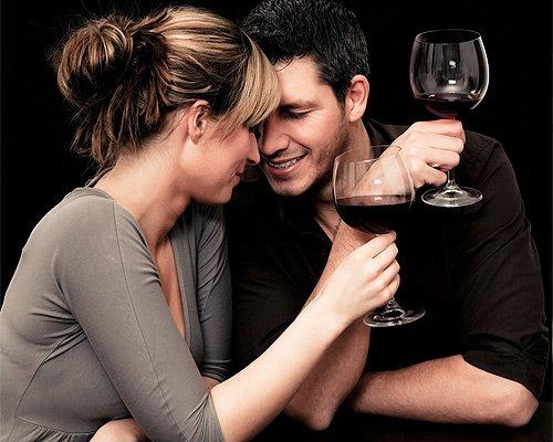 Из-за влияния алкоголя