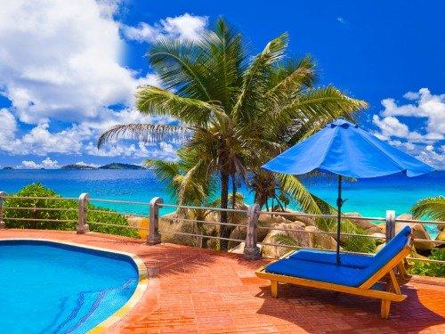 Несколько дней отдыха в роскошном отеле на берегу моря