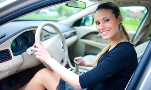 Для автомобилистки - GPS-навигатор