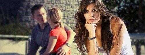 Как перестать ревновать любимого или мужа