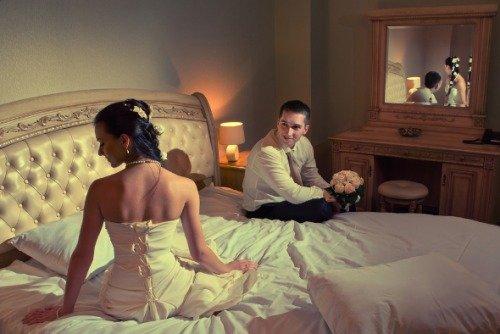 Секс - важная составляющая брака