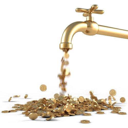 Деньги - это вода!