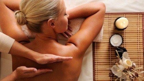 комплекс расслабляющих массажей