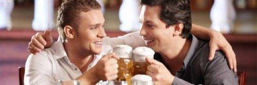 Немного алкоголя не помешает!
