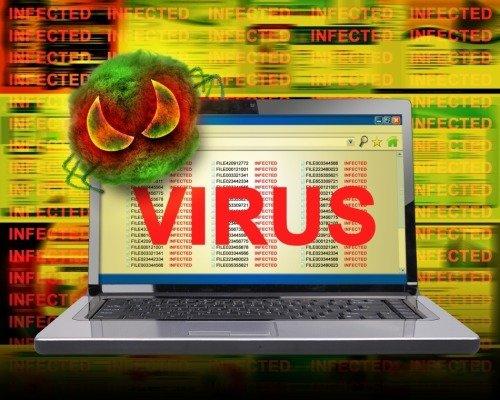 В Вашем компьютере вирус