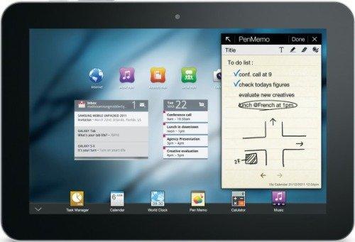 Samsung Galaxy Tab 8.9 P7300 16Gb