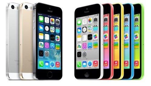 Отличия iPhone 5s от 5c
