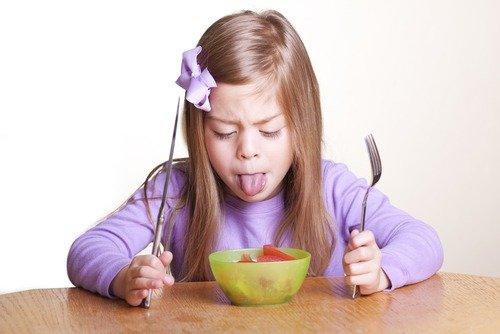 Основы питания ребенка