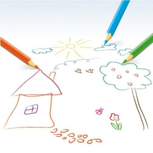 Учимся рисовать ручкой с нуля