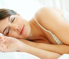 Как спать правильно