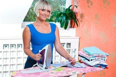 Как почистить подошву утюга в домашних условиях