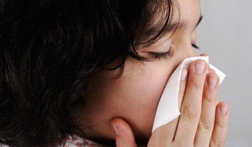 Причины возникновения аллергии у детей