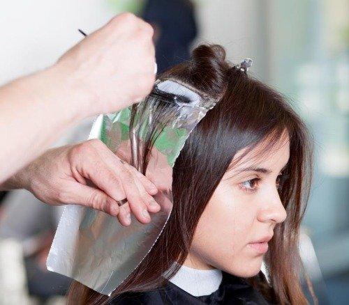 Как покрасить волосы без краски