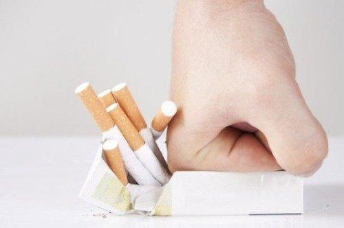 Курение развивает рак