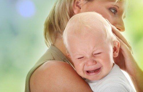 Странный плач?