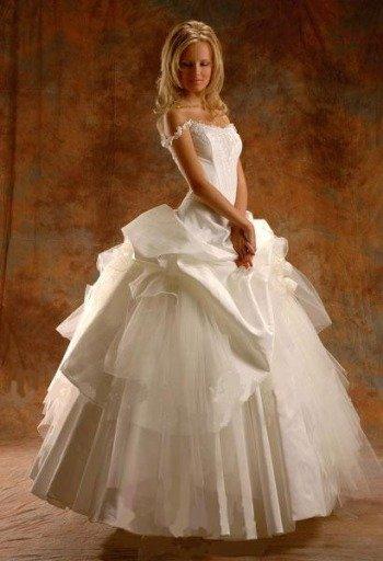 Как девушке выбрать свадебное платье