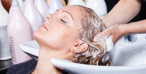 Советы как мыть волосы