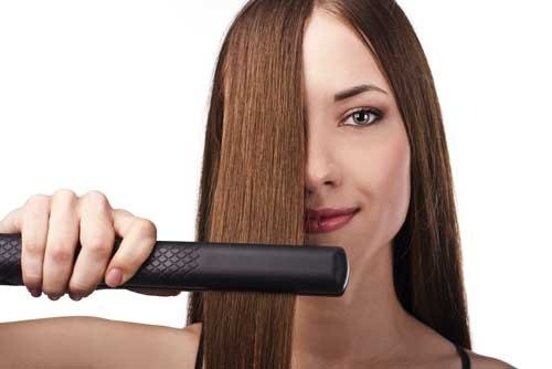 Для волос эволюция от утюга