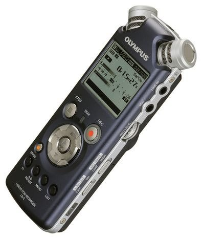 Как выбрать диктофон для лекций