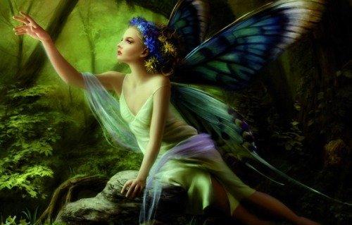Существуют ли феи в реальной жизни и как стать феей?
